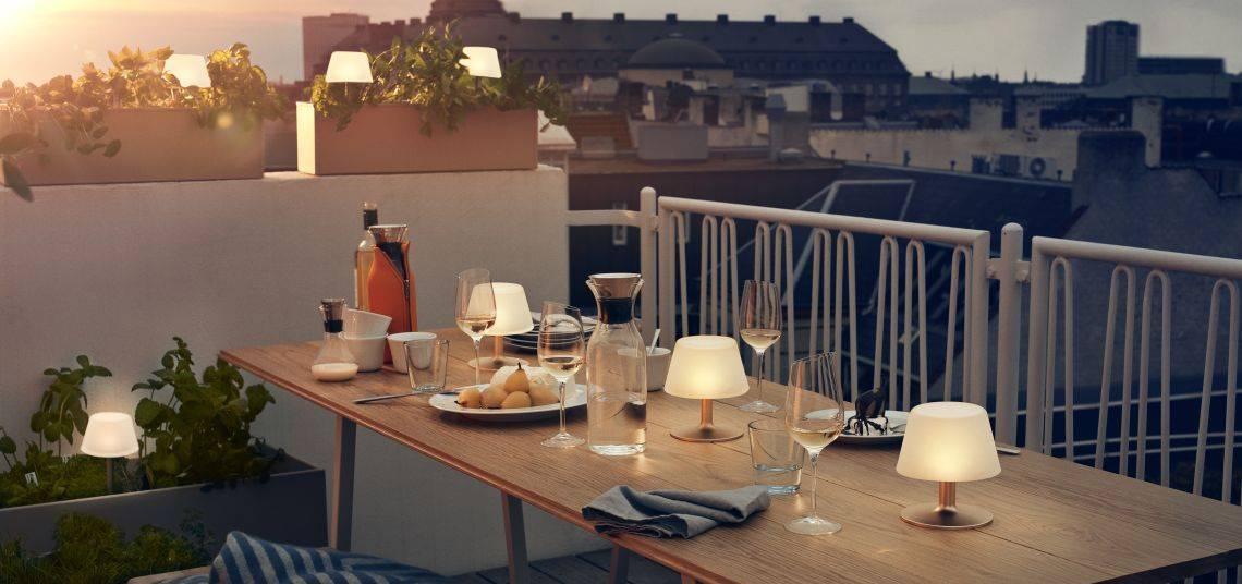 Verspielte Solarleuchten Für Balkon U0026 Garten