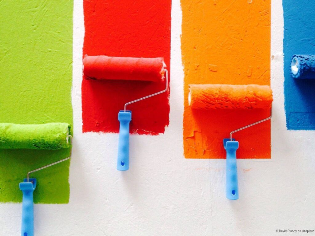 modern wohnen neutrale farben, entspannter wohnen: nutze die wirkung von farben - mirohome.ch - das, Design ideen